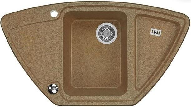 Кухонная мойка терракотовый Акватон Лория 1A715032LR270