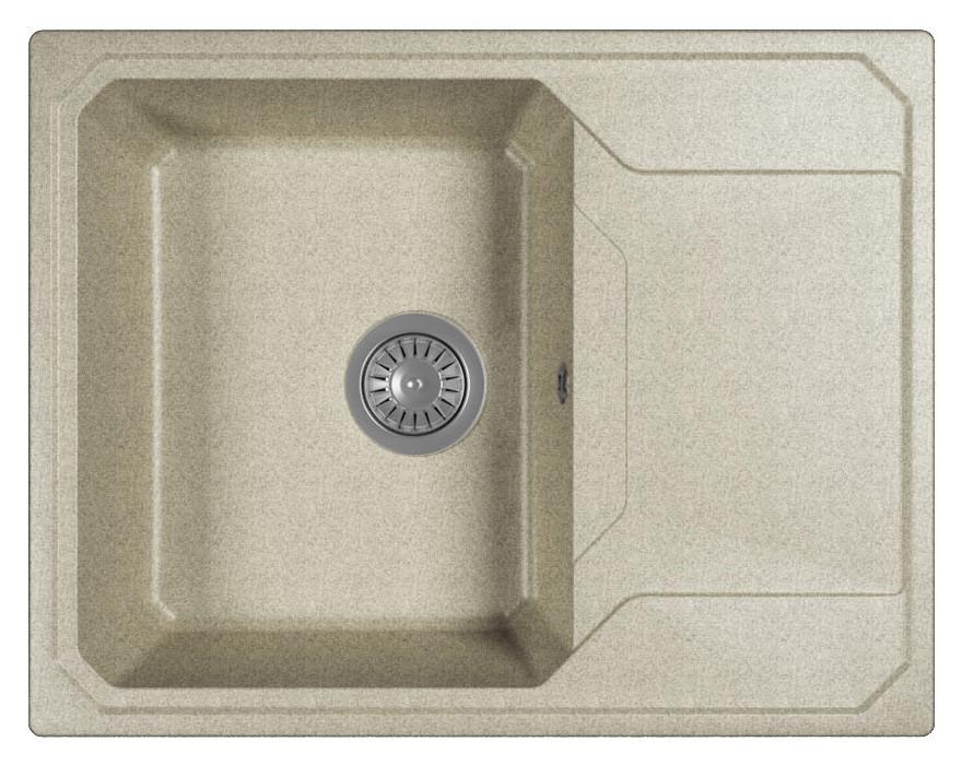 Кухонная мойка Bamboo Кардинал серый 29.030.C0640.408