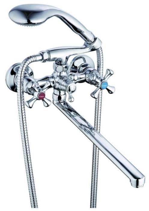 G.Lauf QTZ-827 Смеситель для ванны с душем цена
