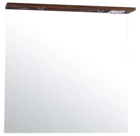 Зеркало 76,4х80 см светлый орех ASB-Mebel Коста