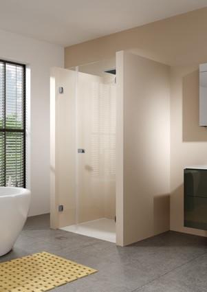 Душевая дверь 1182 см Riho Scandic Soft Q102 R GQ0722002 прозрачное.