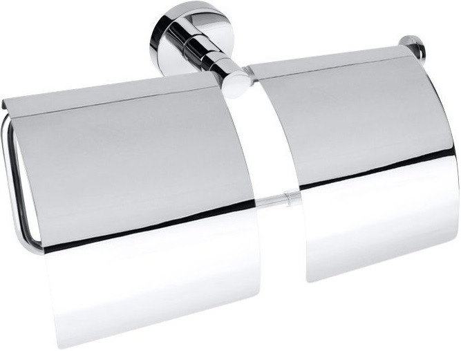 Держатель туалетной бумаги двойной Bemeta Omega 104112092 цена в Москве и Питере