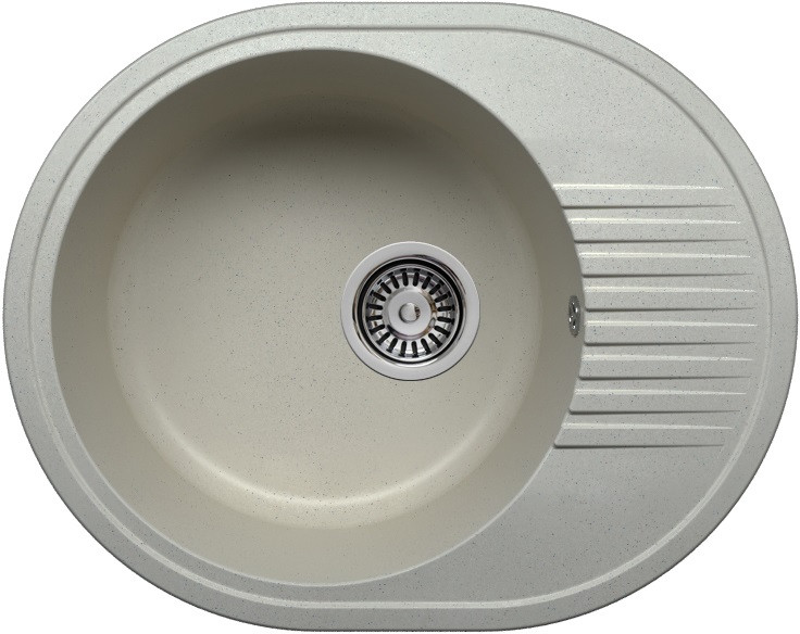 Кухонная мойка Polygran серый F-22 №14 кухонная мойка polygran серый f 10 14