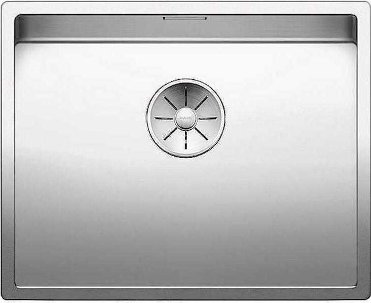 Кухонная мойка Blanco Claron 500-IF InFino зеркальная полированная сталь 521576 кухонная мойка blanco claron 500 if infino зеркальная полированная сталь 521576