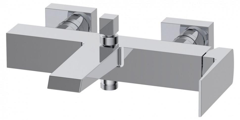 Смеситель для ванны BelBagno Arlie ARL-VASM-CRM двухпозиционный смеситель для ванны belbagno arlie arl bdm crm