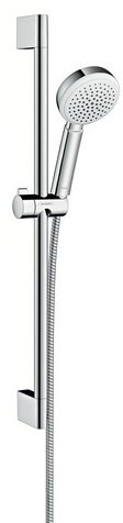 Душевой набор 0,65м Hansgrohe Crometta 100 1jet 26652400 душевой гарнитур hansgrohe crometta 26652400 хром белый
