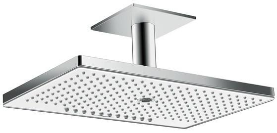 Верхний душ, потолочное подсоединение 100 мм Hansgrohe Rainmaker Select 460 3jet 24006400 верхний душ hansgrohe rainmaker select 24001600