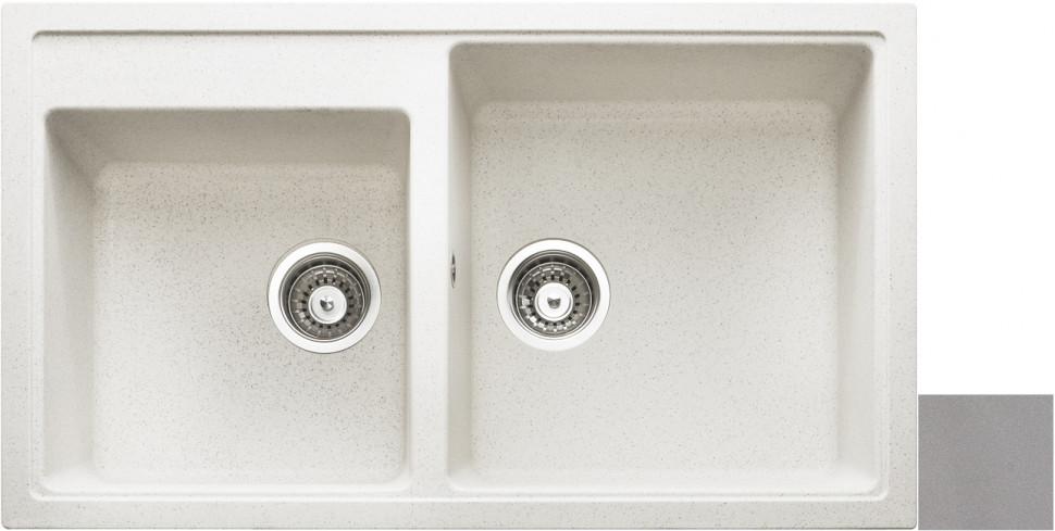 Кухонная мойка крома Longran Classic CLS860.500 20 - 49