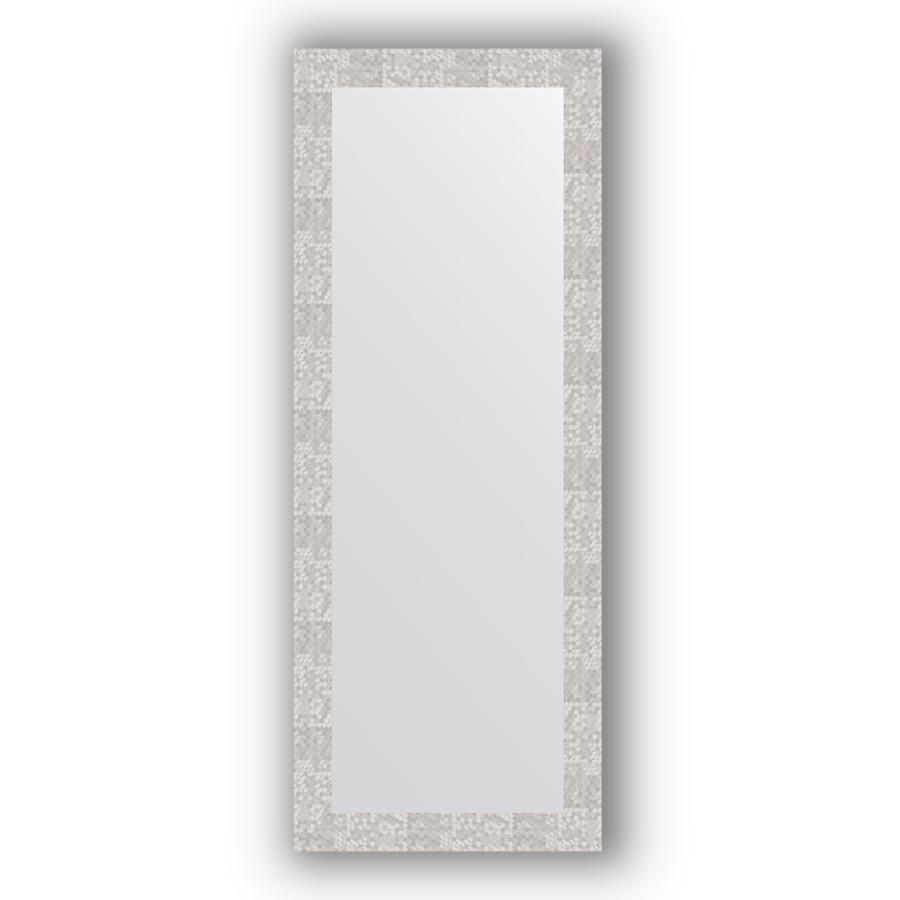 Зеркало 56х146 см соты алюминий Evoform Definite BY 3115 зеркало evoform definite floor 197х108 соты алюминий