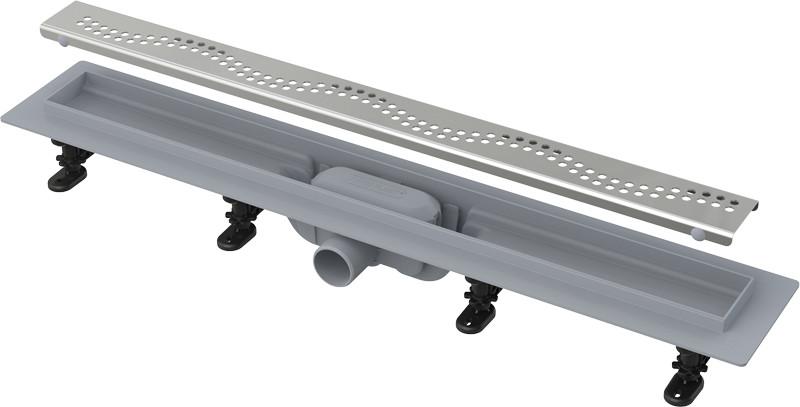 Душевой канал 944 мм нержавеющая сталь AlcaPlast APZ8 Simple APZ8-950M фото