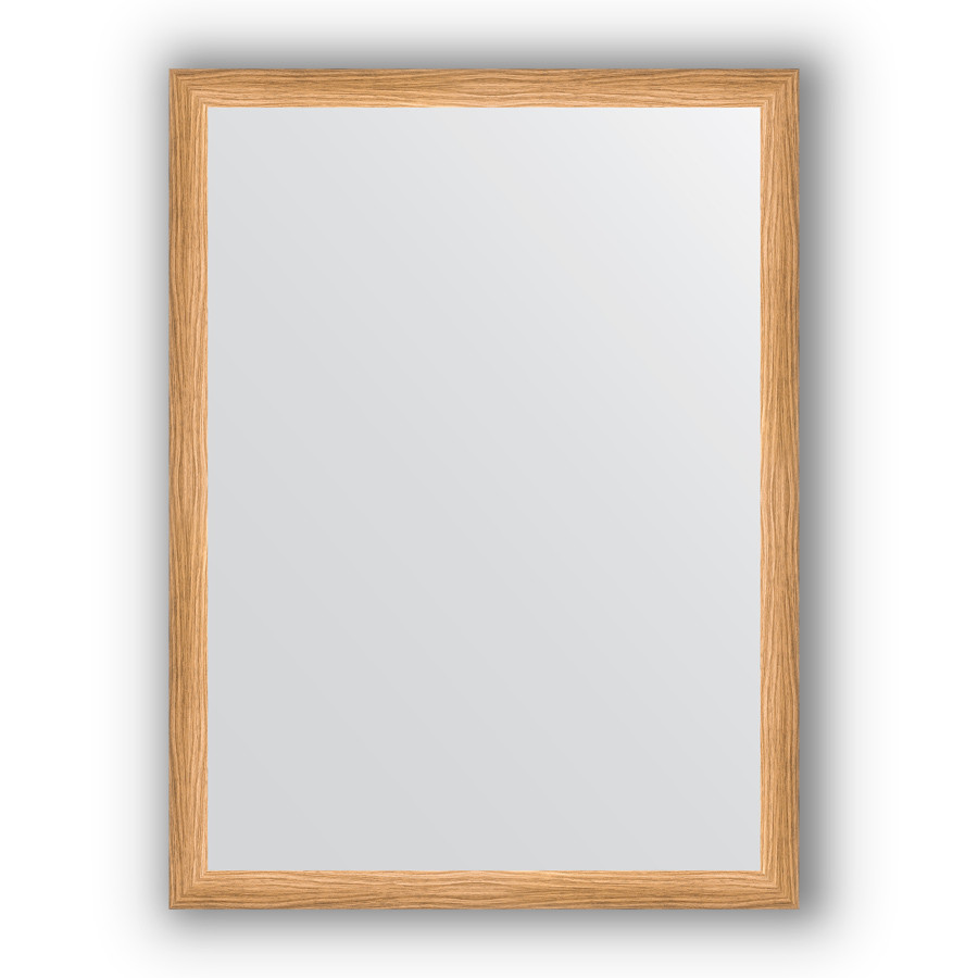 Фото - Зеркало 60х80 см клен Evoform Definite BY 0646 зеркало evoform definite 100х50 клен