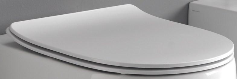 Сиденье для унитаза с микролифтом Kerasan Flo 319101bi/cr сиденье для унитаза kerasan retro 108801 bi cr