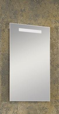 Зеркало Йорк 50 со светильником Aquaton 1A173002YO010 цена и фото