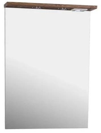 Зеркало 56,4х80 см светлый орех ASB-Mebel Коста