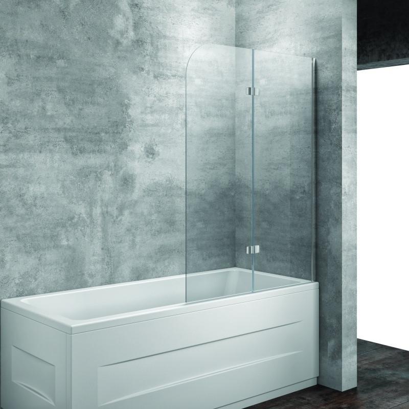Шторка для ванны 112 см D Kolpa San Terra TP прозрачное