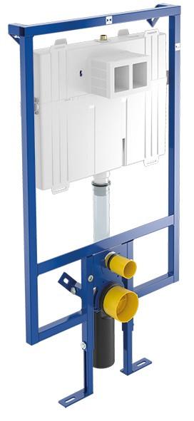 Инсталляция для подвесного унитаза Villeroy & Boch ViConnect 92247600 инсталляция для подвесного унитаза iddis profix pro0000i32