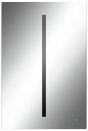Система электронного управления смывом писсуара, питание от батареи 7,2 В TECE TECEfilo глянцевый хром 9242055 система электронного управления смывом писсуара питание от сети tece teceplanus белый матовый 9242355