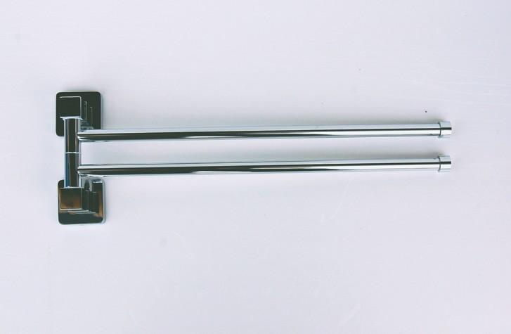 Полотенцедержатель двойной поворотный 38 см Rainbowl Cube 2734-2 цена