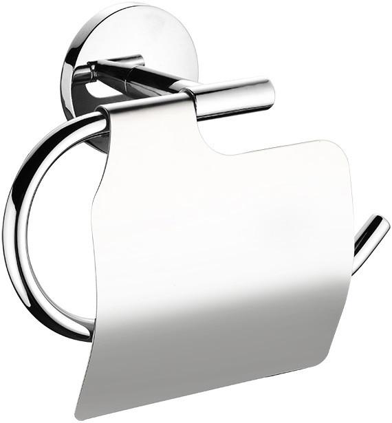 Держатель туалетной бумаги с крышкой Milardo Cadiss CADSMC0M43 фото