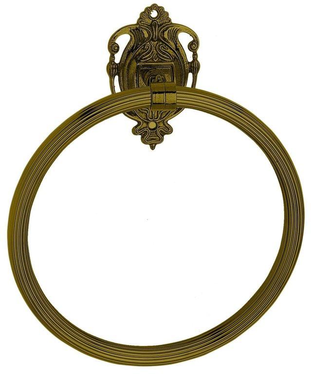 Полотенцедержатель кольцевой бронза Art&Max Impero AM-1231-Br