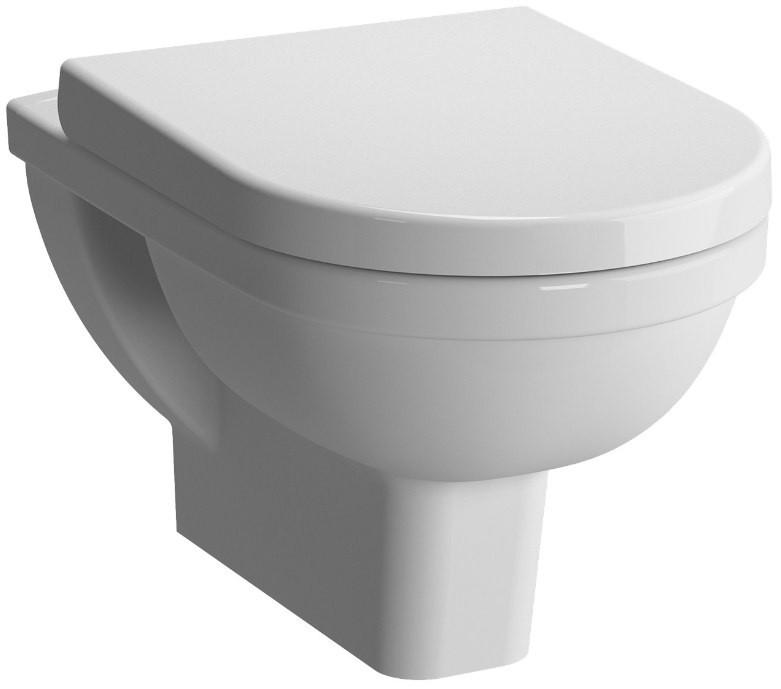 Унитаз безободковый подвесной с сиденьем микролифт Vitra Form 300 7755B003-6039 унитаз подвесной vitra sento безободковый укороченный 49 5 см без сидения 7747b003 0075