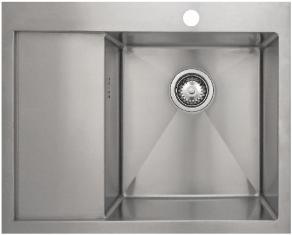 Кухонная мойка Seaman Eco Marino SMB-6351LS.A мойка кухонная seaman eco marino smb 5151 gun pvd smb 5151s gun a