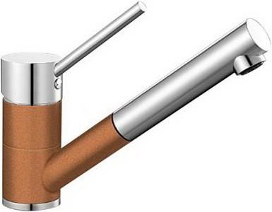 Blanco Antas-S 515354 Смеситель для кухни смеситель для кухни blanco antas хром белый 515339