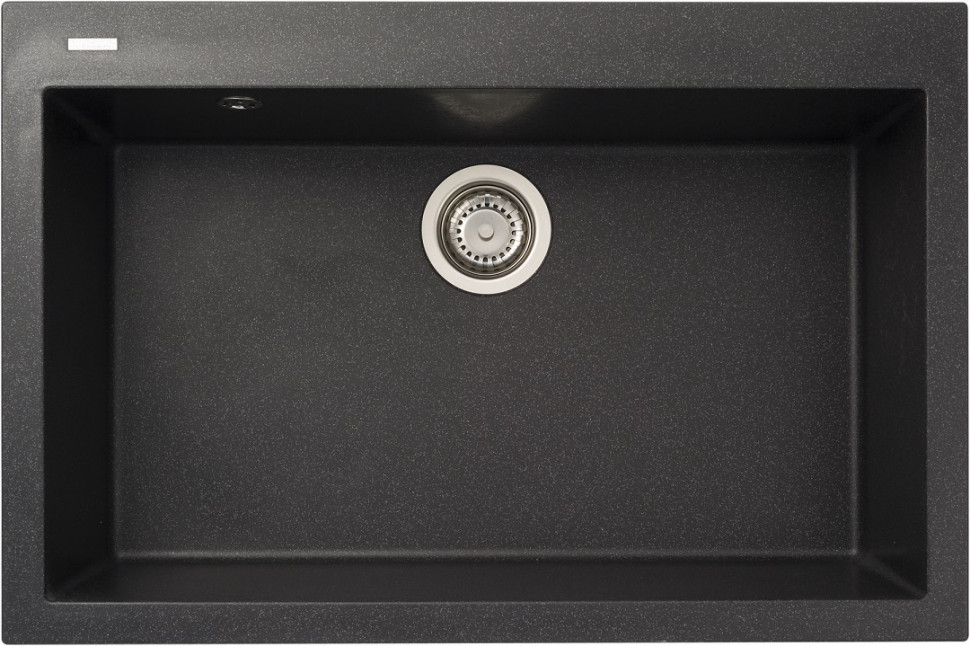 Кухонная мойка лава Longran Cube CUG760.500 - 40 фото