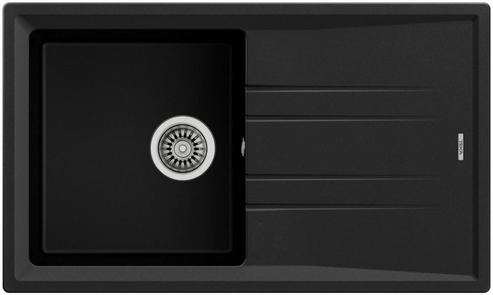 Кухонная мойка Teka Stone 50 B-TG карбон 115330015 фото