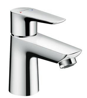 Смеситель для раковины 80 с донным клапаном Hansgrohe Talis E 71700000 смеситель для раковины 240 с донным клапаном hansgrohe talis select e 71752000