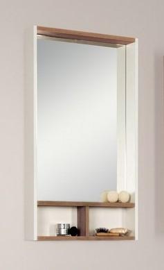 Зеркальный Шкаф Йорк 50 Бежевый/Джарра Aquaton 1A170002YOAT0 цена и фото