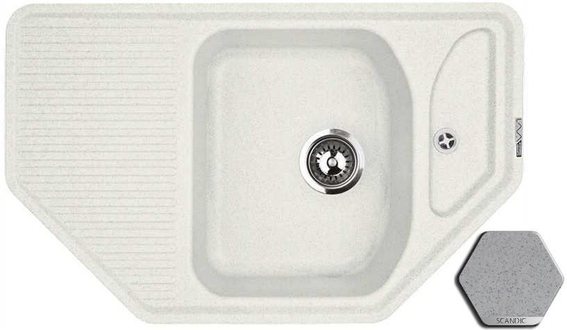 Кухонная мойка SCANDIC Lava A1.SCA цена