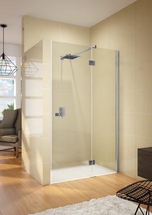 Душевая дверь 1385 см Riho Polar P104 R GP0103202 прозрачное.
