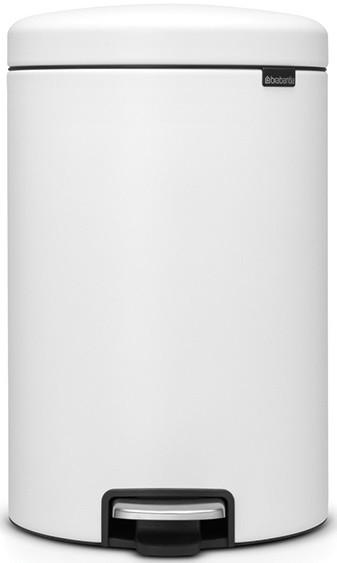 Мусорное ведро 20л с эффектом минерального напыления Brabantia NewIcon Luxury 114168 мусорное ведро 20л brabantia newicon 114045