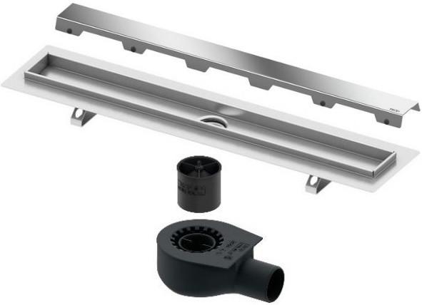 цена на Душевой канал 643 мм нержавеющая сталь TECE TECEdrainline steel II 600700 + 650000 + 660016 + 600783