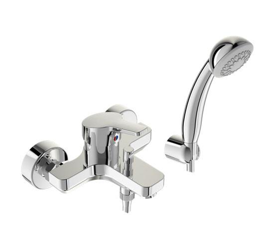 цены Смеситель для ванны с душем Vidima ВидимаФорм BA066AA