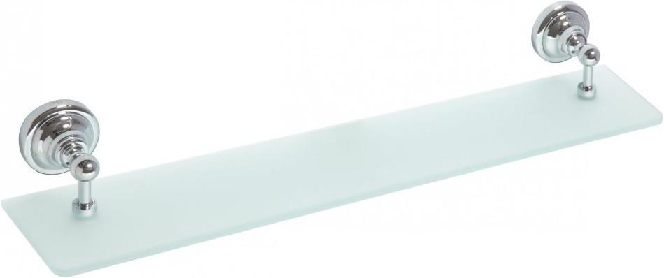 Полка стеклянная 60 см Bemeta Retro 144302242 фото
