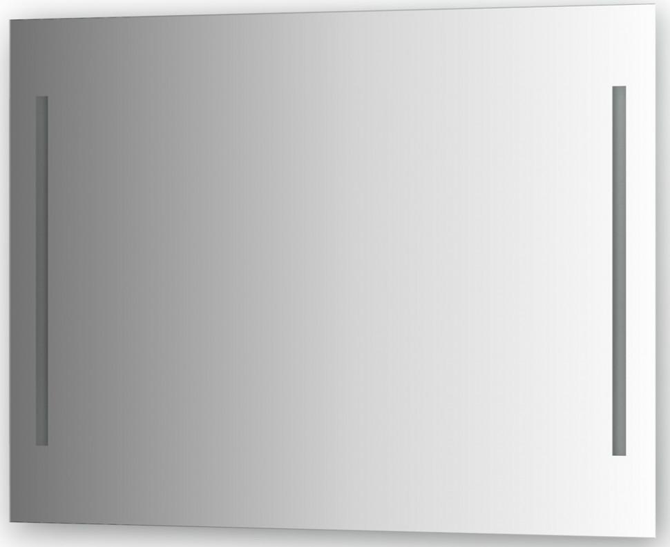 Фото - Зеркало 100х75 см Evoform Lumline BY 2019 зеркало 60х75 см evoform lumline by 2003