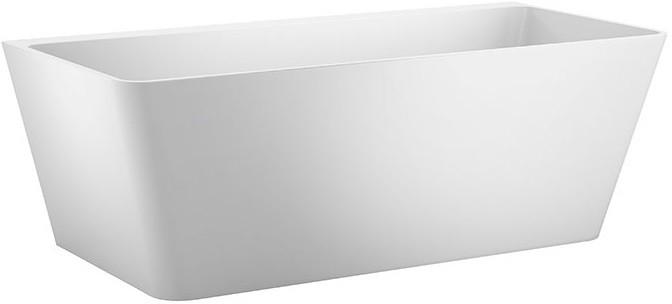 Акриловая ванна 168х80 см Lagard Vela White Star lgd-vla-ws светильник на штанге arlight lgd 2282 lgd 2282bk 45w 4tr white 24deg