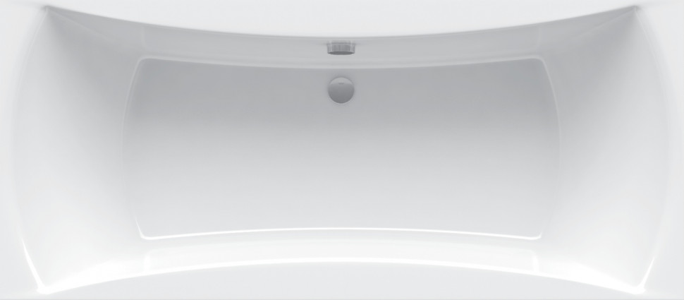 Акриловая ванна 180х80х45 см Alpen Luna AVP0009