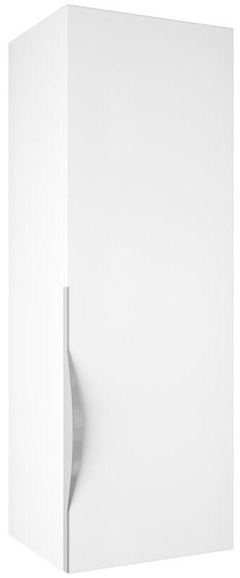 Полупенал подвесной белый глянец R Alvaro Banos Alma 8405.0600