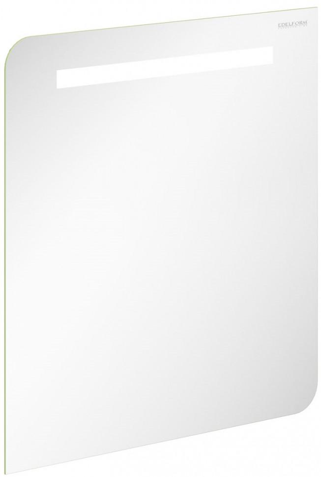 Зеркало белый 70х71 см Edelform Colore 35645 kahla pronto colore elfenbein тарелка 26 см