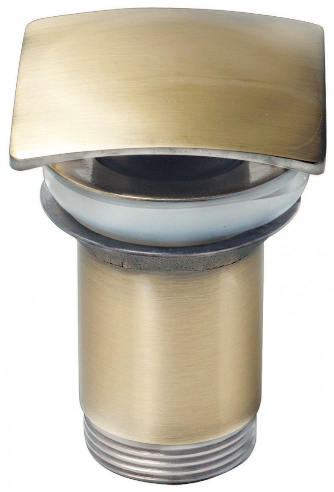 Донный клапан с переливом Kaiser 8033An донный клапан с переливом kaiser 8035