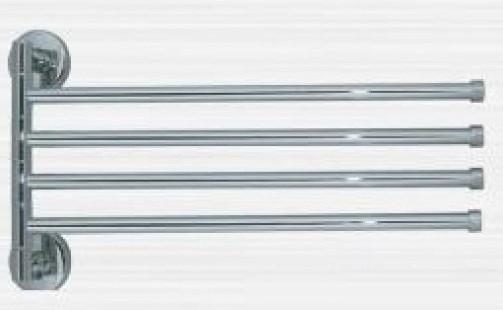 Полотенцедержатель четвертной поворотный Rainbowl Long 2234-4