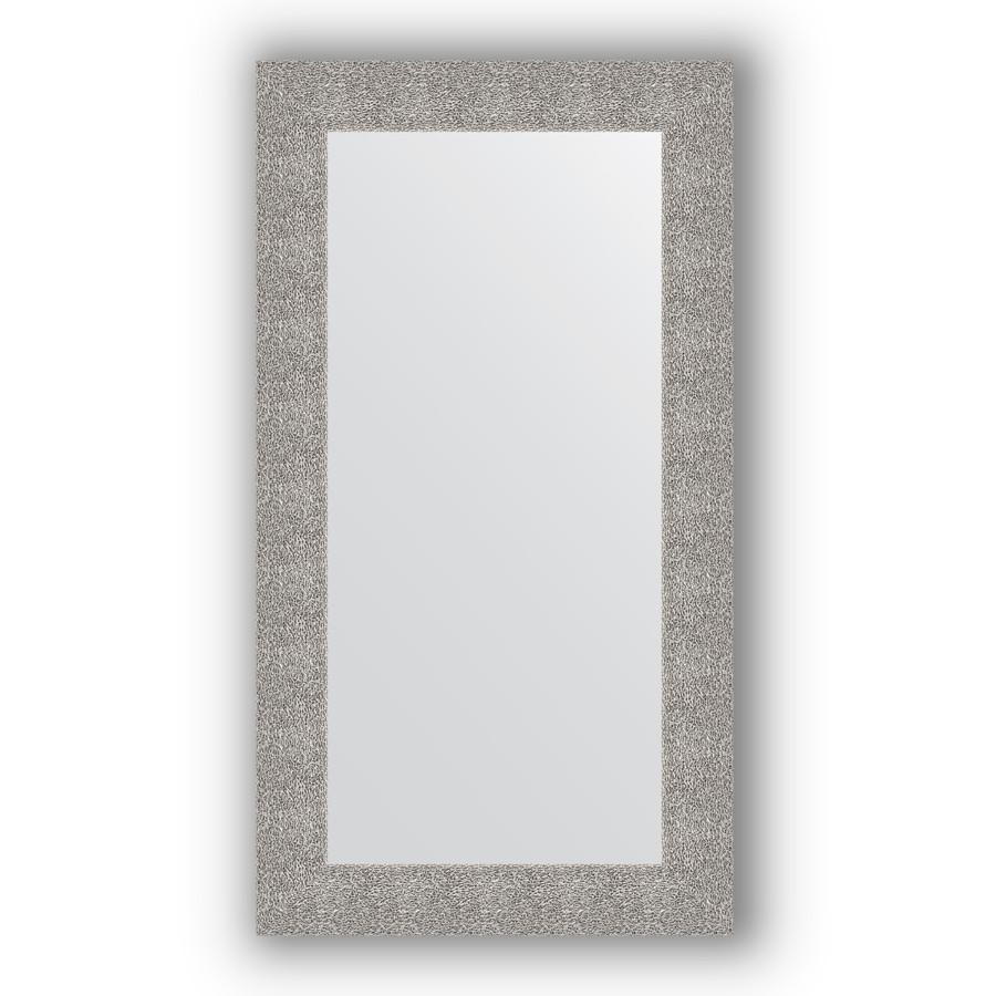 Фото - Зеркало 60х110 см чеканка серебряная Evoform Definite BY 3087 зеркало 70х70 см чеканка серебряная evoform definite by 3151