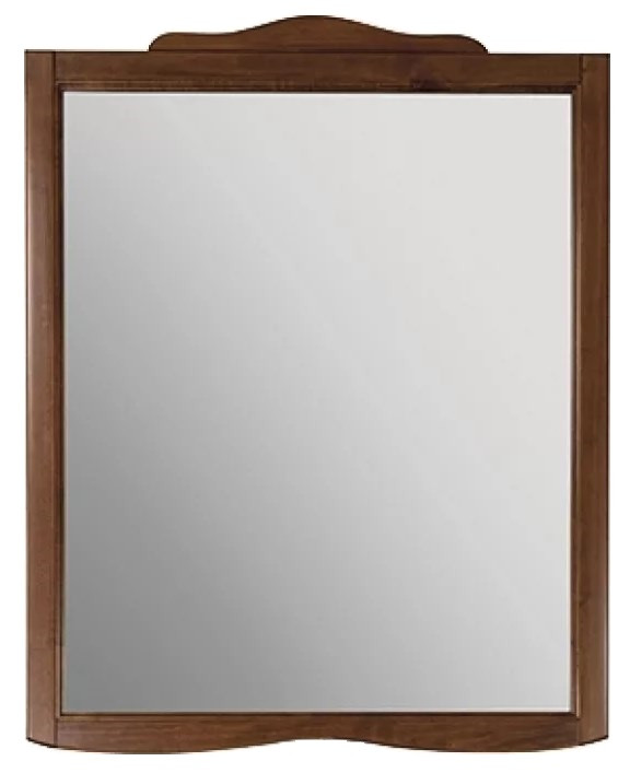 Зеркало 92х116 см орех Tiffany World 364noce цена 2017