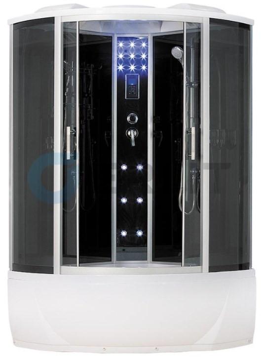 Душевая кабина 120×120×218 см Erlit Comfort ER4320T-C2 душевая кабина niagara ng 1701 01b 900х900х2200