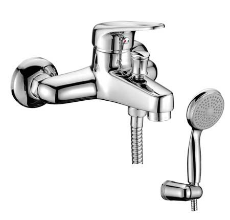 цена на Смеситель для ванны с душем Lemark Luna LM4102C