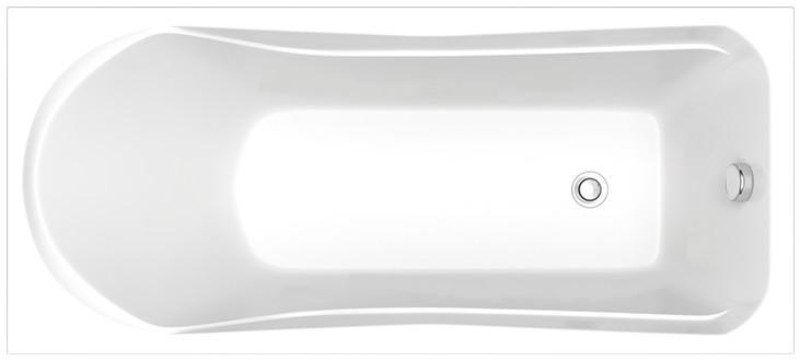 Акриловая ванна 170х75 см Bas Мальта B00023 цена 2017