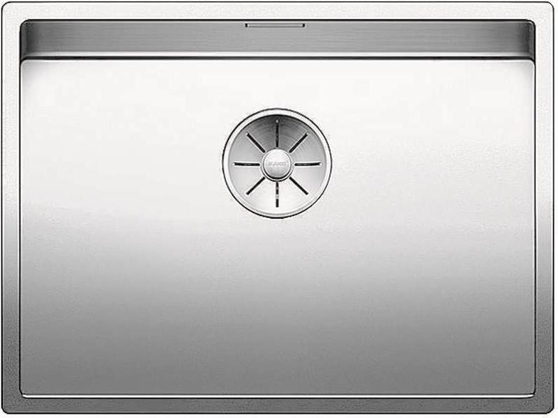 Кухонная мойка Blanco Claron 700-IF InFino зеркальная полированная сталь 521580 кухонная мойка blanco claron 700 if infino зеркальная полированная сталь 521580